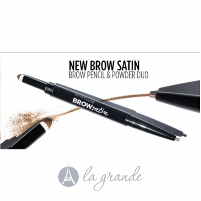 Maybelline Brow Satin Корректор для бровей 2-в-1