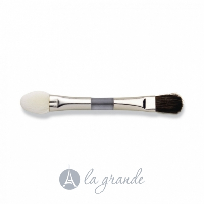 Artdeco Eyeshadow Double Brush Аппликатор и кисточка для теней