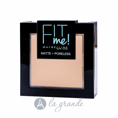 Maybelline Fit Me Matte + Poreless Матирующая пудра для лица