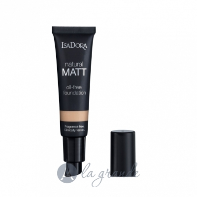 IsaDora Natural Matt Oil-Free Foundation Тональный крем