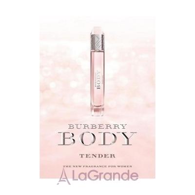 Burberry Body Tender - Туалетная вода купить оригинальную парфюмерию ... 108e0663e99c5