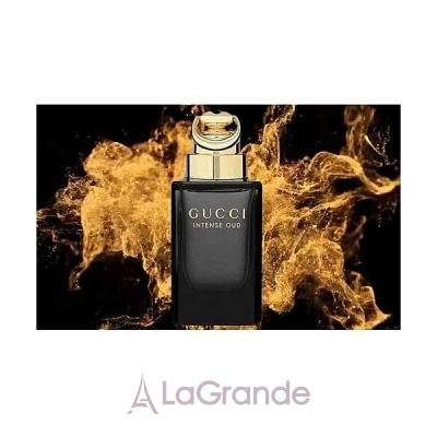 Gucci Intense Oud парфюмированная вода тестер купить
