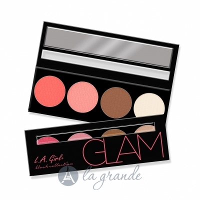 L.A. Girl Beauty Brick Blush Набор румян