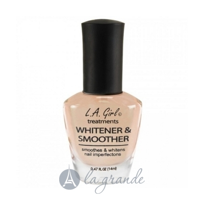 L.A. Girl Nail Treatment Whitener & Smoother Покрытие для ногтей