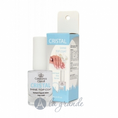 Constance Carroll Cristal Shine Top Coat Покрытие для ногтей