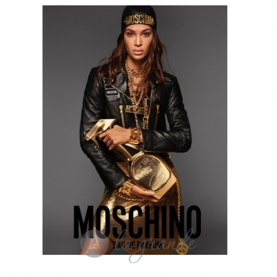 Moschino Fresh Gold Couture Парфюмированная вода