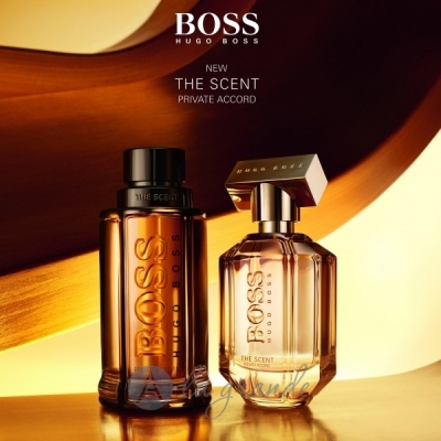 Hugo Boss Boss The Scent Private Accord for Him Туалетная вода