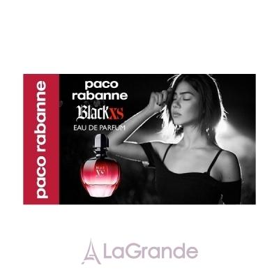 Paco Rabanne Black Xs For Her Eau De Parfum парфюмированная вода