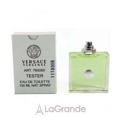 Versace Versense туалетная вода тестер купить оригинальную