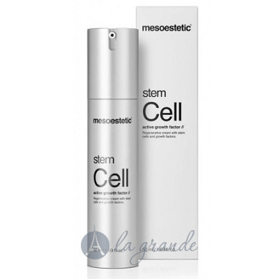 Mesoestetic Stem cell active growth factor Крем с растительными восстанавливающими факторами
