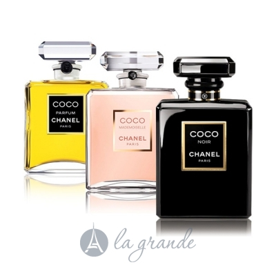 Chanel Coco Noir парфюмированная вода купить оригинальную