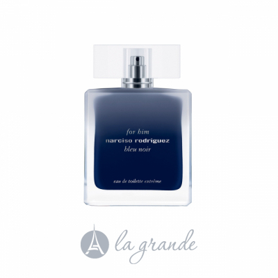 Narciso Rodriguez for Him Bleu Noir Eau De Toilette Extreme Туалетная вода