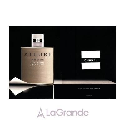 Chanel Allure Homme Edition Blanche Eau De Parfum парфюмированная