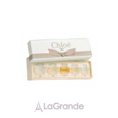 Chloe Eau De Parfum набор парфюмированная вода 2 флакона по 5 мл