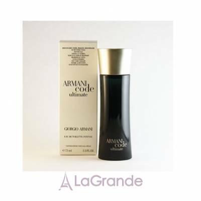 Armani Code Ultimate Intense - Туалетная вода (тестер) купить ... 9b9cd50b20f49