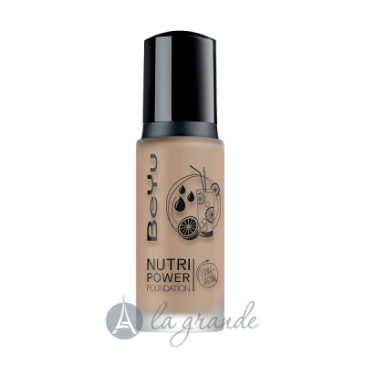 BeYu Nutri Power Foundation Long Lasting Тональный крем